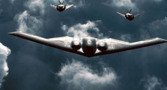 usa bombardieri