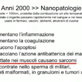 VACCINI: nanoparticelle causano tumori. Lo dice anche il prof.Berrino!